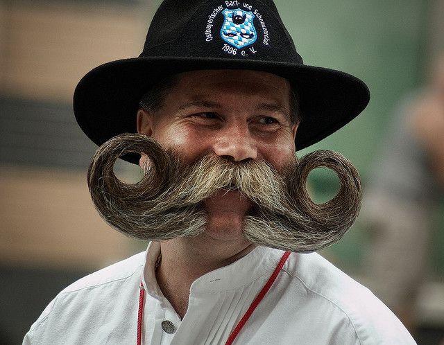 Weird Facial Hair Styles: Weird Beard 2 By The Big Bambooly, Via Flickr