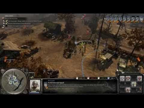 Company of Heroes 2 Walkthrough Part 2