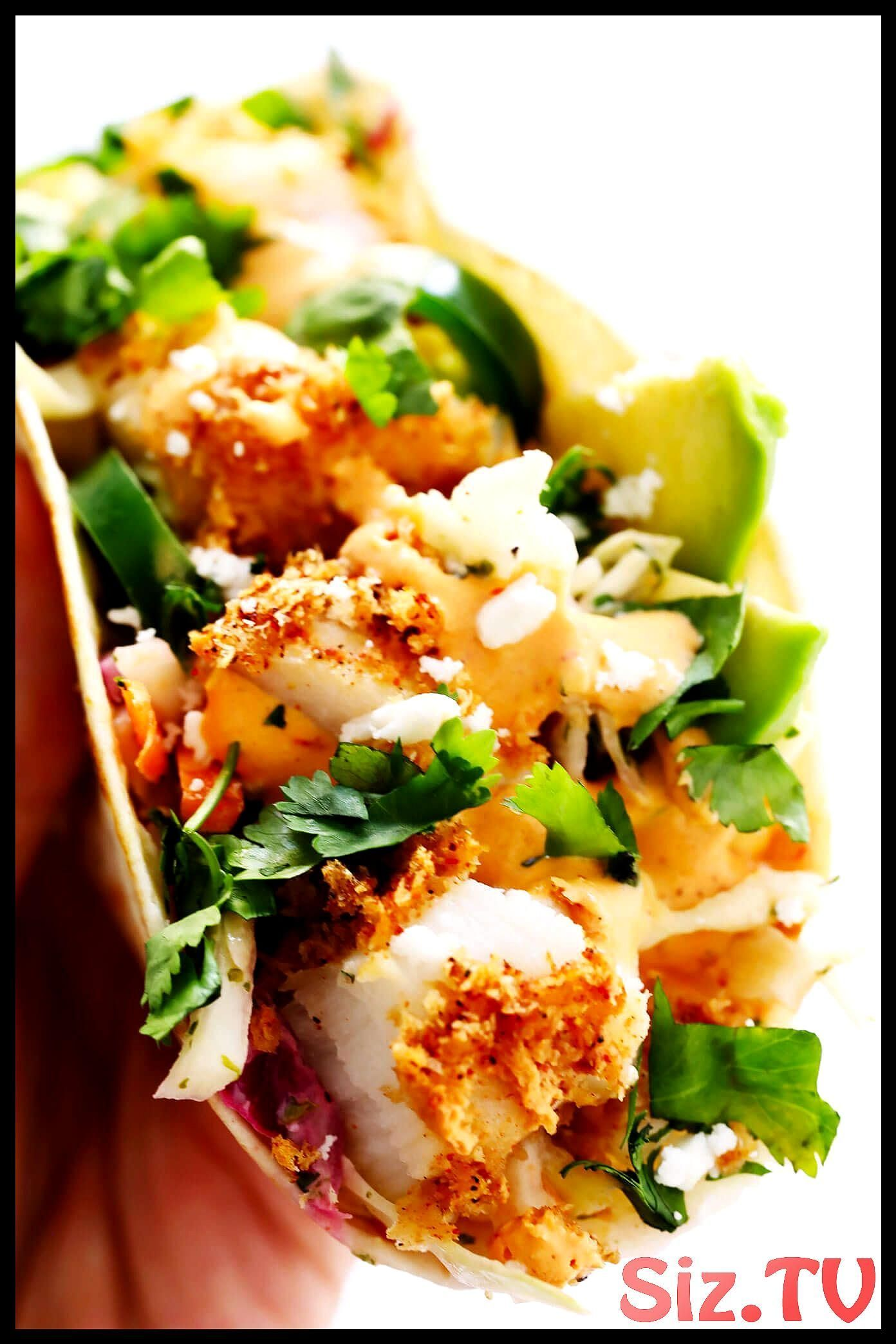 Changing Crispy Baked Fish Tacos Life Changing Crispy Baked Fish Tacos This Crispy Baked Fish Tacos Recipe Is Made With The Yummiest Panko Crusted Fish Zesty Cilantro Lime Slaw A Super Simple Chipotle Crema And Whatever Other Favorite Toppings Hello Avocado You Love Most See Notes Above For Possible IngredientLife Changing Crispy...