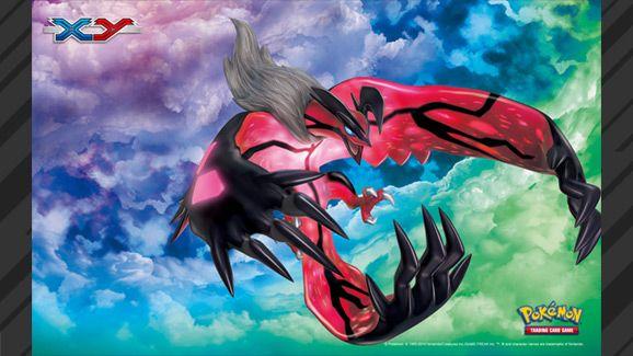 Pokemon TCG XY Yveltal Wallpaper