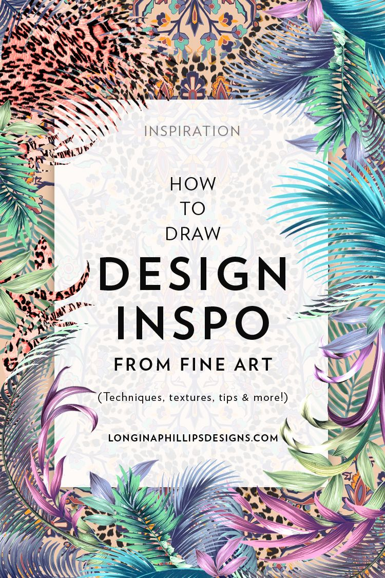 How To Draw Design Inspo From Fine Art Designs To Draw Fine Art