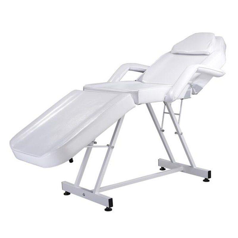 Folding beauty bed 75 adjustable beauty salon spa massage