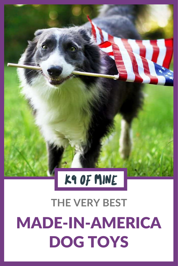 10 Best Made In The Usa Dog Toys Usa Dog Patriotic Pooch Dog Toys