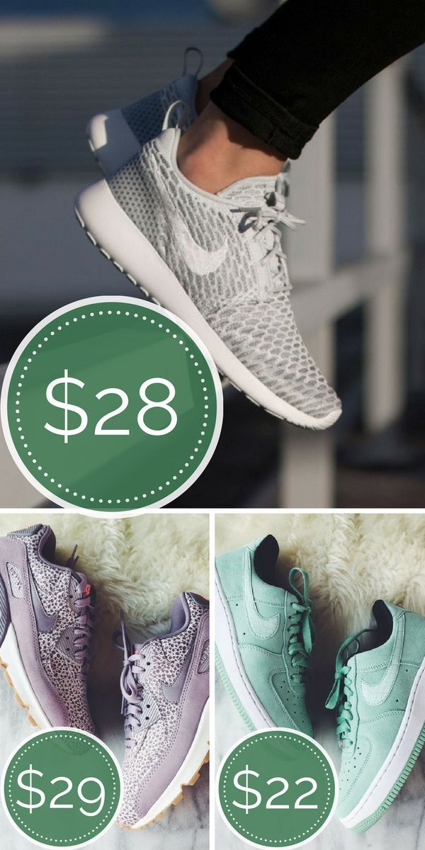 fiesta cortesía difícil  Nike Sale Happening Now! Shop brand new Nike shoes at up to 70% off retail.  Tap to download the FREE Poshmark app now. | New nike shoes, Nike shoes, Nike  sale