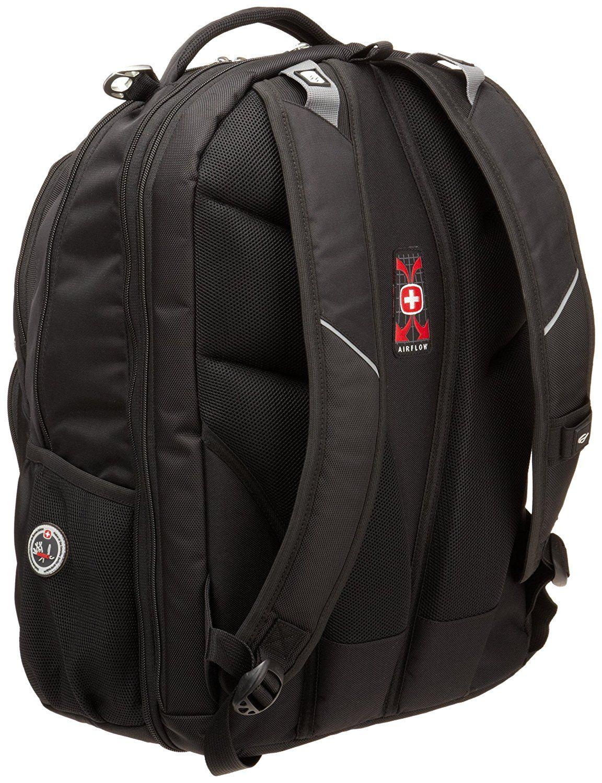 2b51b2c2e37d Swissgear Laptop Bag Backpack With Earphone Jack