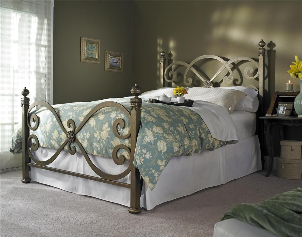 Iron Beds Bb By Wesley Allen Baer S Furniture