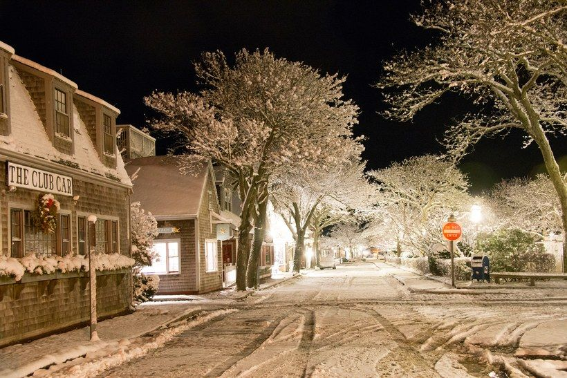 Why December Is Secretly the Best Time to Visit Nantucket