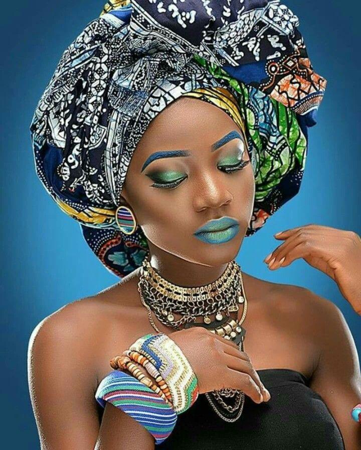 African American Teenage Girls Fashion: Pin On Head Wraps