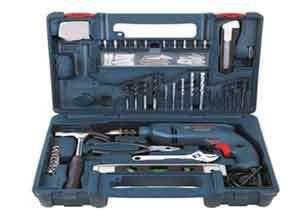 Bosch Gsb 500 Re 500 Watt Tool Set At Rs 3778
