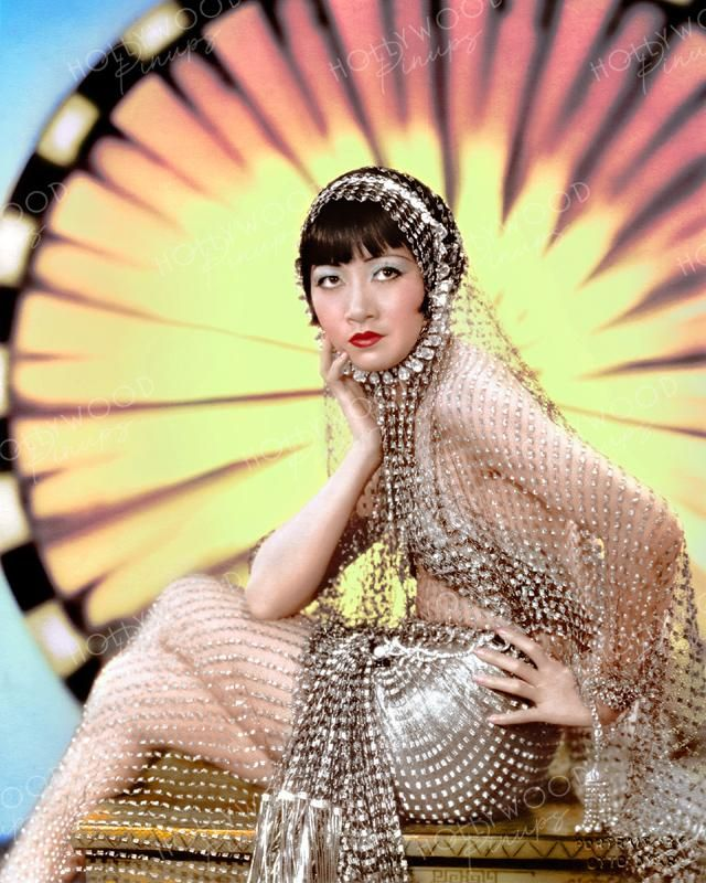 Anna May Wong DAUGHTER OF THE DRAGON 1931 in 2020 | Anna ...