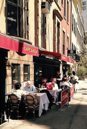 Brasserie Cognac East Restaurant E Lex 71 2 Sts Restaurant New