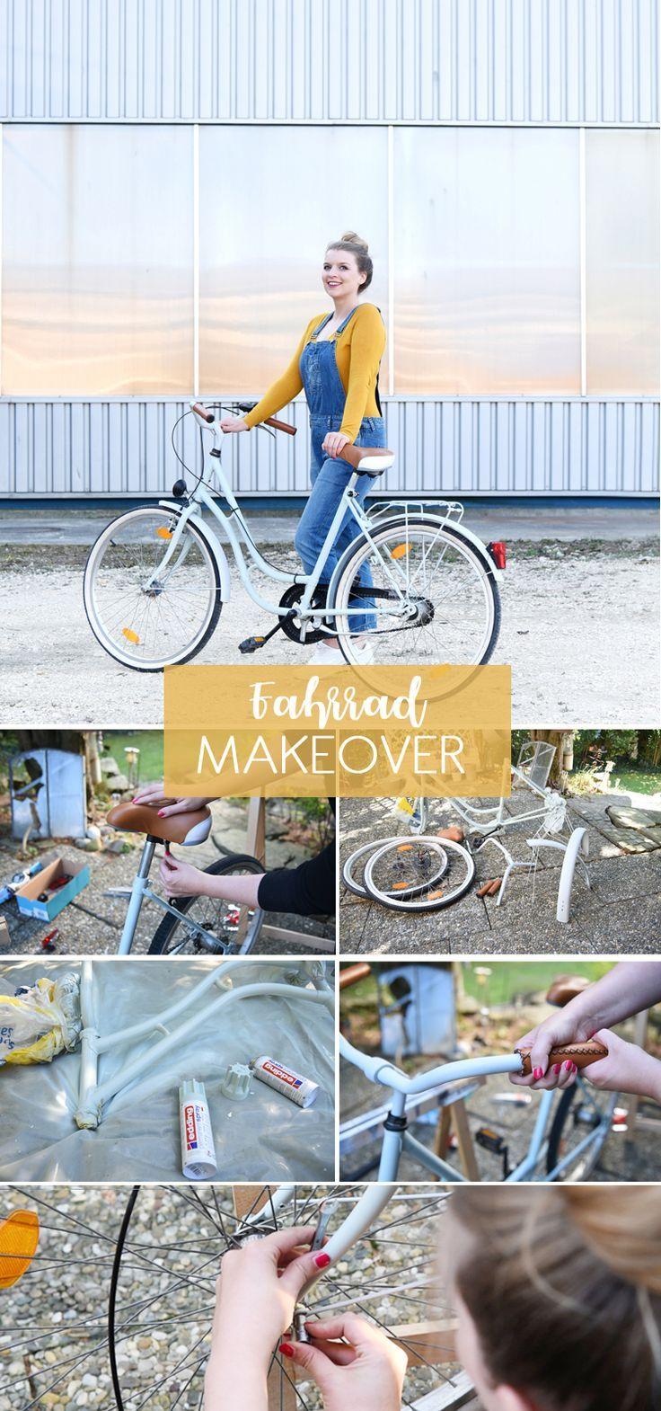 Altes Fahrrad neu lackieren: Mein Upcycling-Projekt