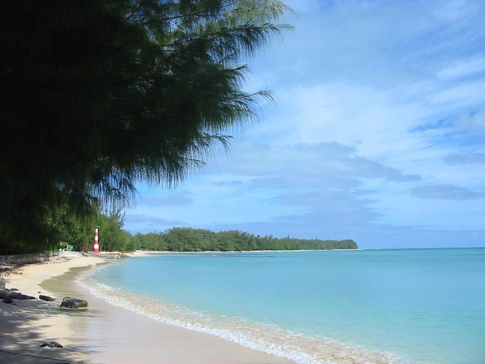 French polynesia tubuai Blue lagoon French polynesia