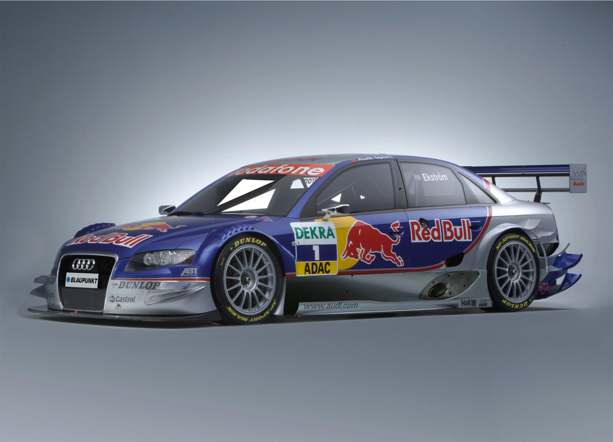 Red Bull Audi A4 DTM Touring Cars