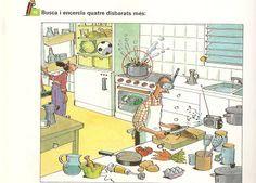 Autismus Arbeitsmaterial: Was ist falsch? - Scherze