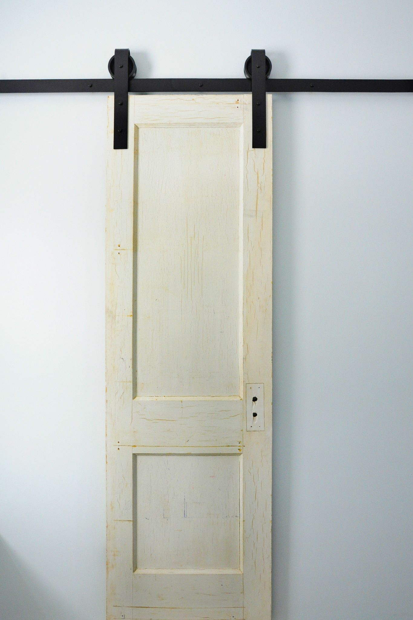 Off The Hinges Traditional Sliding Barn Door Hardware