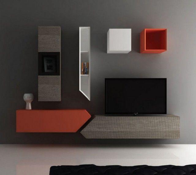 d couvrez les caract ristiques du meuble composable tv modulo qui s 39 adaptera facilement votre. Black Bedroom Furniture Sets. Home Design Ideas