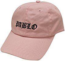 City Hunter C104 Pablo Cotton Baseball Cap 9 Colors (Pink)