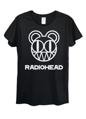 eff7bcb8 Radiohead T-Shirts | Hoodies | Shirts, Baseball hats, Radiohead