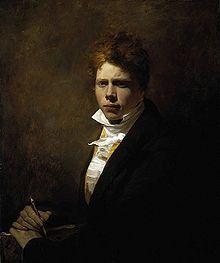 ♀ Painted Art Portraits ♀  Sir David Wilkie | Self portrait, c.1805.