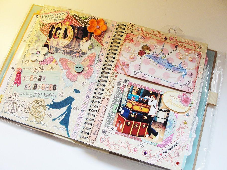 Como decorar un cuaderno por dentro - Imagui … | Cosas para ...