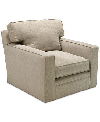 Driscoll Fabric Swivel Chair
