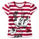$8.00 Disney® Girls Striped Minnie Mouse...