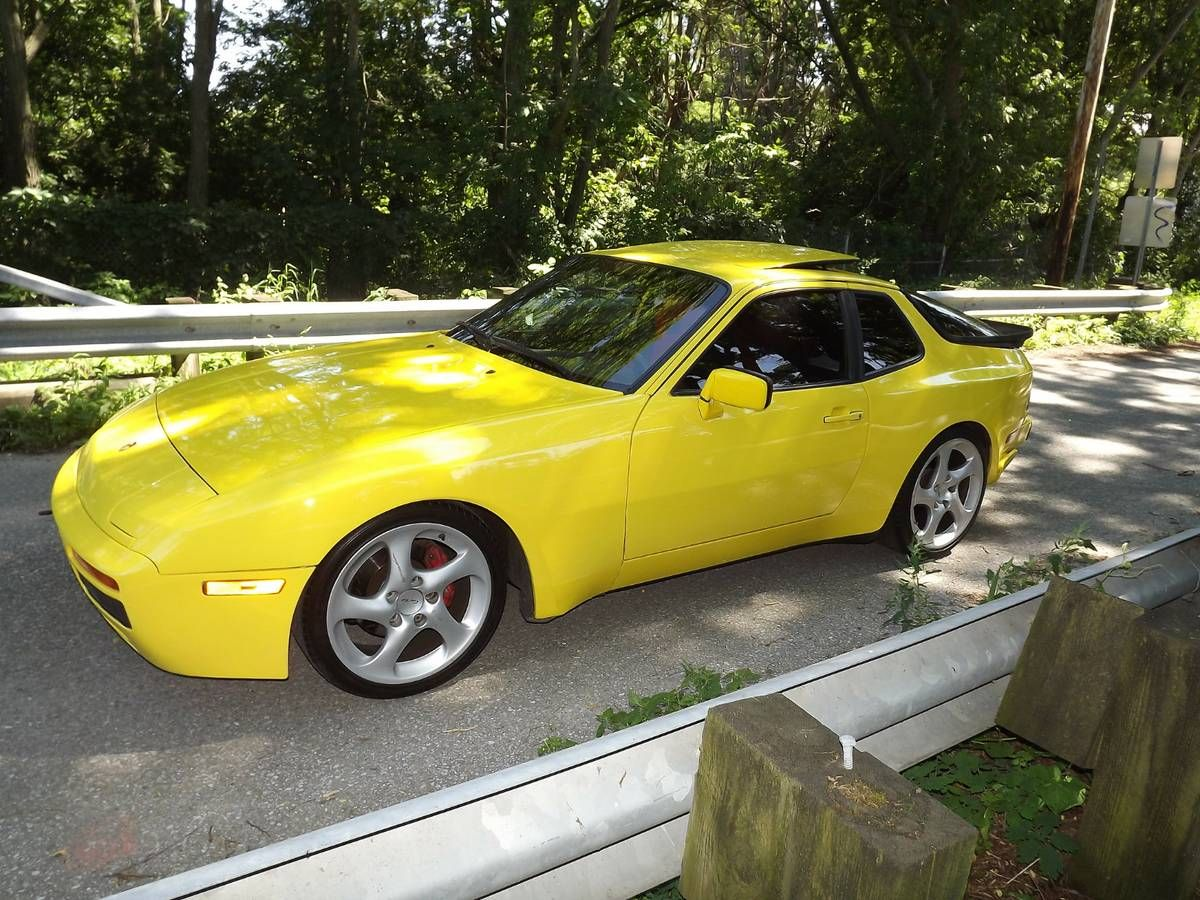 Sd Yellow 944 Turbo - Rennlist Discussion Forums   944 ...
