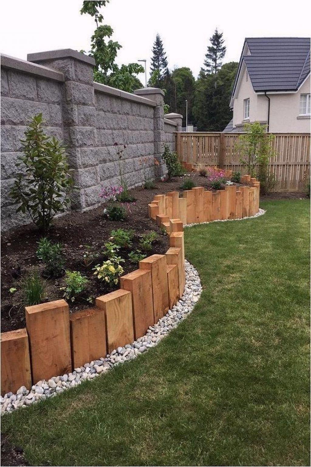 49 Beautiful Backyard Landscaping Design Ideas On A Budget Beautiful Look 43 - Best Home Desi...