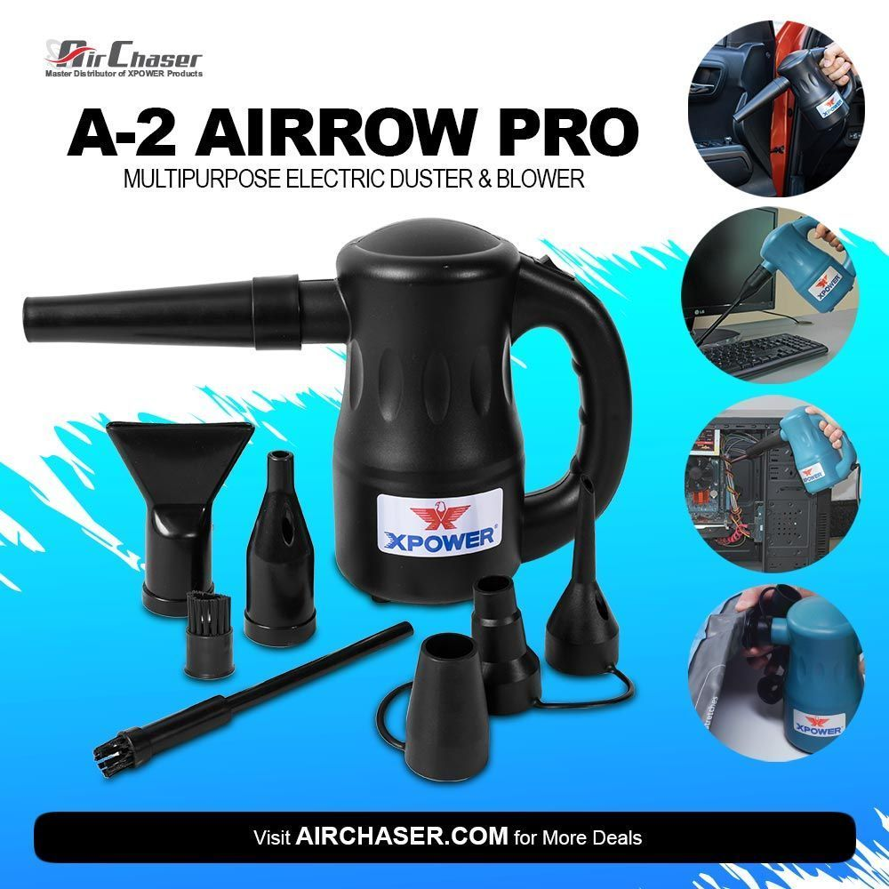 Happy Thursday! Today we have featured XPOWER's A2 Airrow