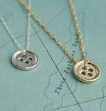 Button Necklace!!! Love them <3