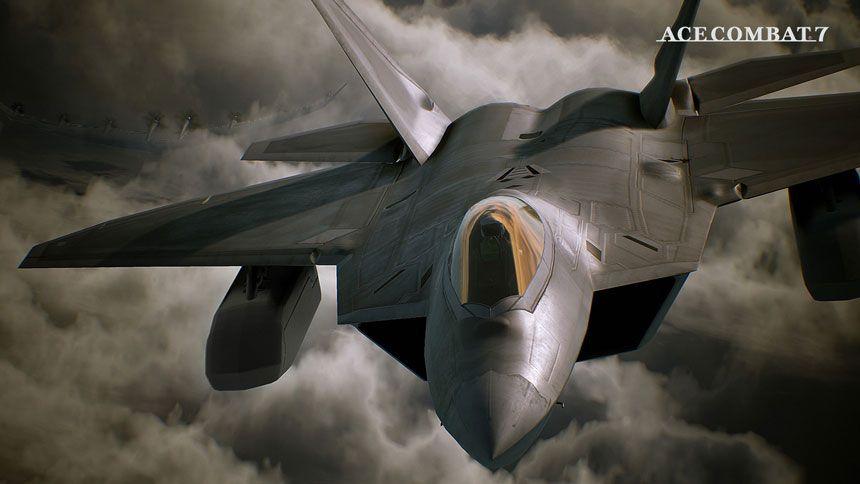 Ace Combat 7 Wallpaper in 1920x1080 | Ace combat | Aviação e