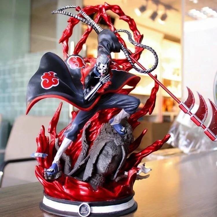 Photo of Naruto Shippuden Grim Reaper Hidan Curse Technique