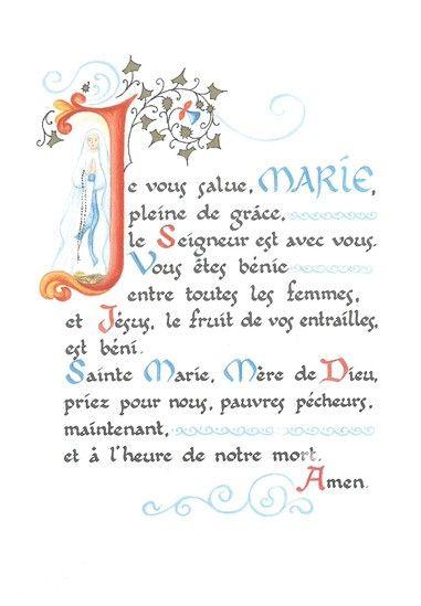 Epingle Sur Une Minute Avec Marie 2