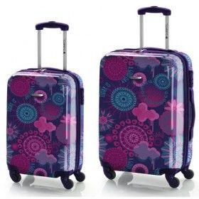 inShop webáruház   Gabol Vanila 4-kerekes trolley bőrönd d5838f6520