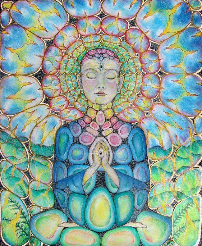 Divine Spark:  #Meditation.