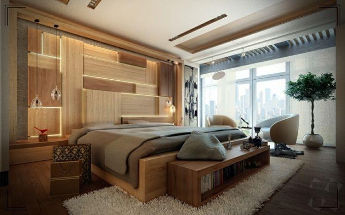 Paredes decoradas con madera – acentos modernos para tu diseño interior