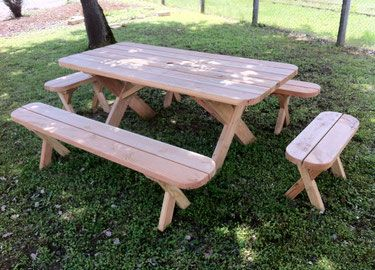 Table de jardin \