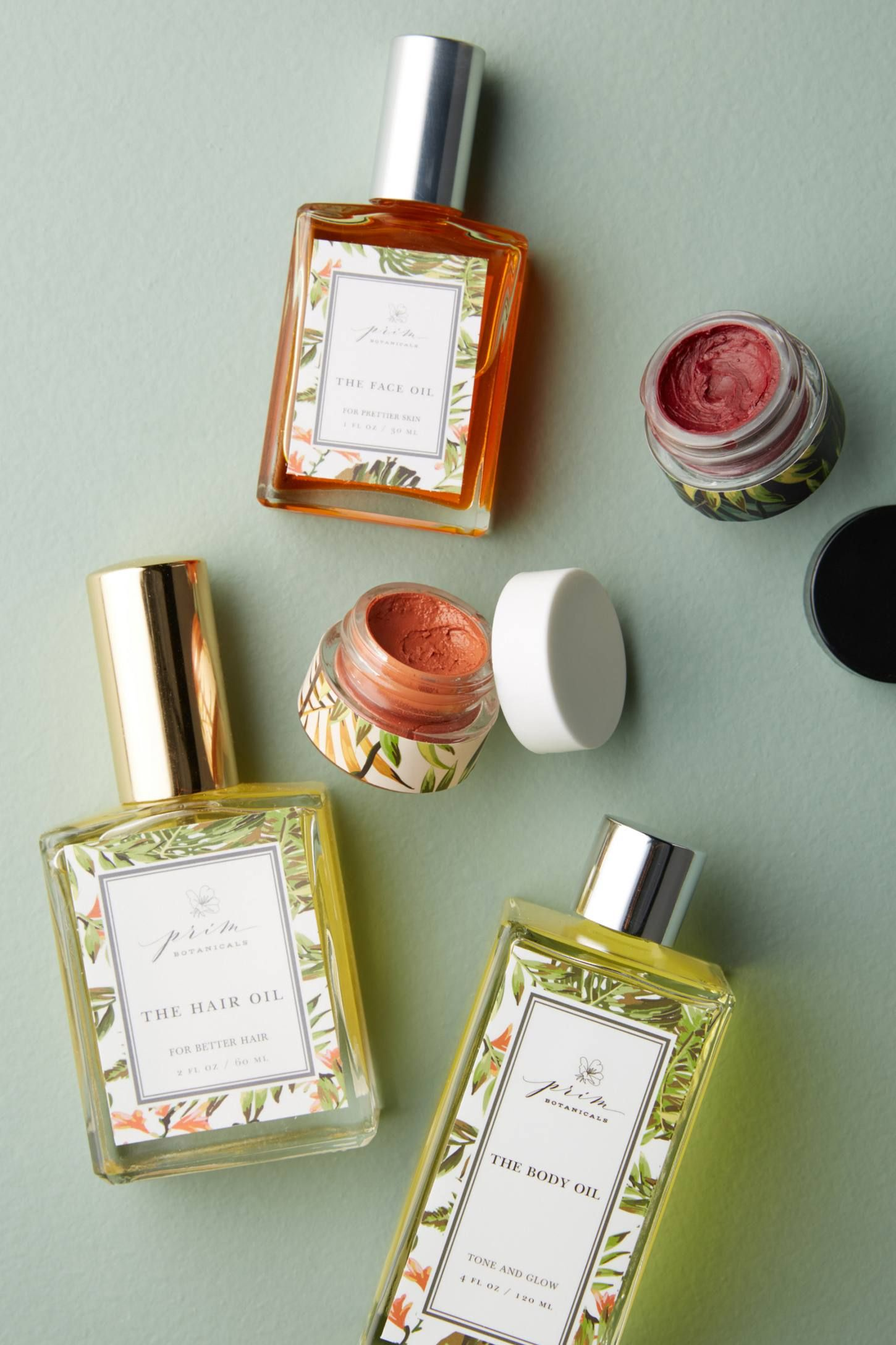 Prim Botanicals The Face Oil Face oil, Beauty products