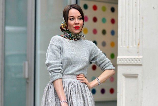 - Switch Magazine - The braves of fashion story. Part 25: Ulyana Sergeenko.