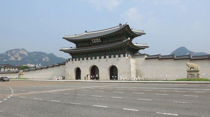 조선 궁궐 토막사건① ⇨ 원래는 중국 자금성 크기… 그걸 일제가 지금처럼 토막냈다