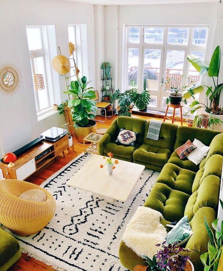 Bohemian Decorating Ideas And Designs Home Decor Retro Home