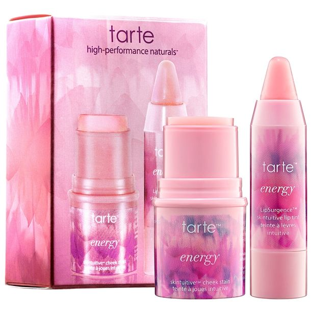 Cheap Thrills with the Tarte Positive Energy Skintuitive Lip & Cheek Set $10!
