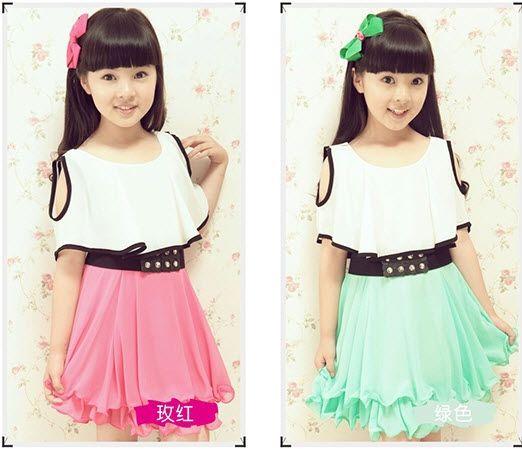 ملابس اطفال بنات للبيع بسعر الجملة على الانترنت أجمل بنات New Girl Health Fashion Girl