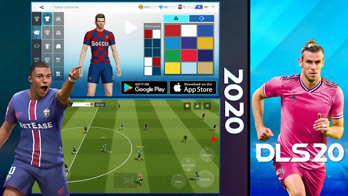 Disponible Ya Dream League Soccer 2020 Version Exclusiva Barcelona 2021 Nueva Interfaz Y Funciones Install Game Download Games Play Soccer