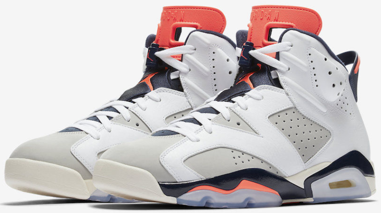 d29138a713c The Air Jordan 6 Tinker has finally arrived, and is available for purchase.  Who's copping???