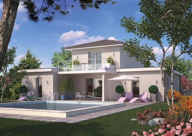 Photo Maison Mediterraneenne plan maison à étage plan maison écologique plan maison primo