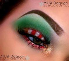 christmas elf makeup ideas google search - Christmas Elf Makeup