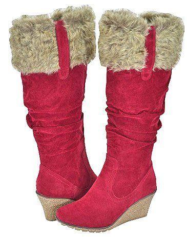 Breckelles Kansas-13 Red Women Casual Boots, 6 M US Breckelles,http://www.amazon.com/dp/B006GIGMYS/ref=cm_sw_r_pi_dp_1dIyrbED1F224DAD