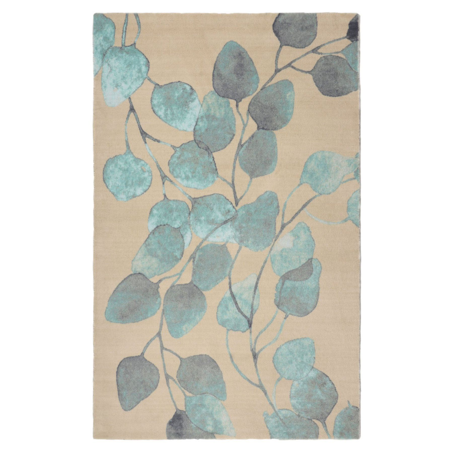 Rugsmith Ficus Floral Area Rug  12341046